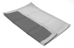 The Speedy Surface Prep Towel removes above surface contaminants such as bugs, tar and over spray