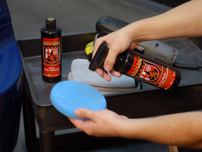 Wolfgang Pad Werks Pad Cleaner & Extender cleans pads and preserves them for future use