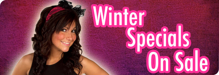 Winter Clearance Sale for bachelorette party supplies