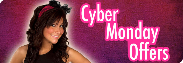Cyber Monday sale for bachelorette party supplies