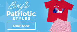 Boys Patriotic Clothing