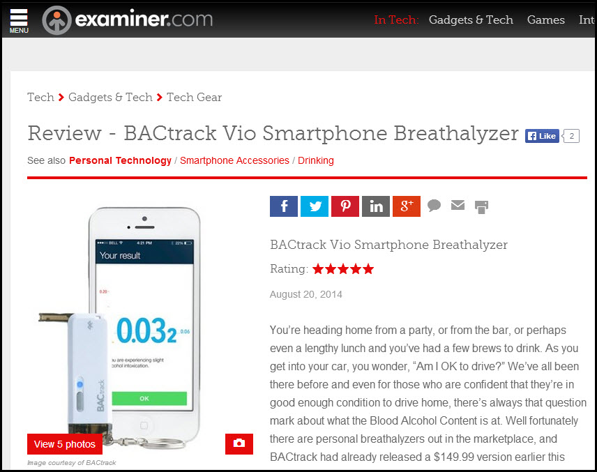 Bactrack breathalyzer review - Best comfort food in nyc