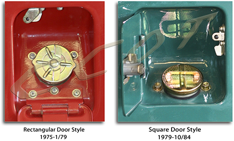 Note Picture below is for the purpose of showing the shape of gas tank door and hinge location per year model range and does not show aftermarket key and ... : gas doors - pezcame.com