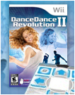 Wii DanceDanceRevolution 2 Game