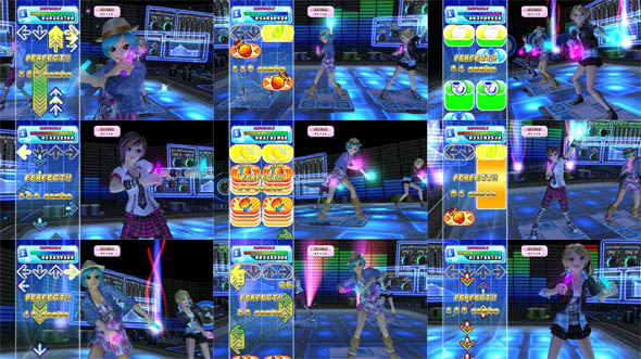 dancedancerevolution wii