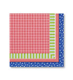 Beverage Napkins Picnic 20 Pc