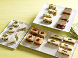 British Tea Sandwiches