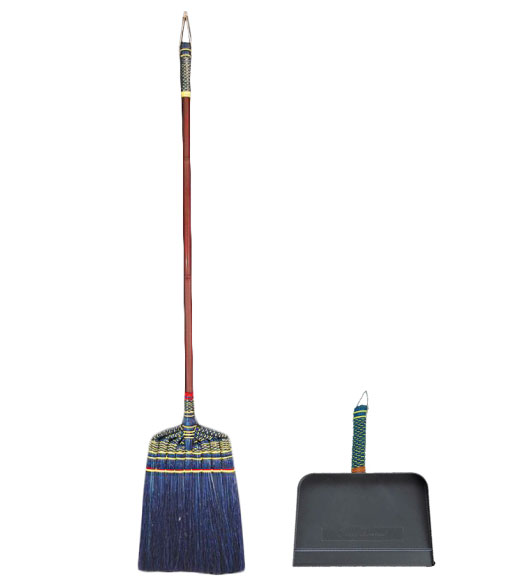 Broom And Dustpan Set Or Separate Brooms And Dustpans