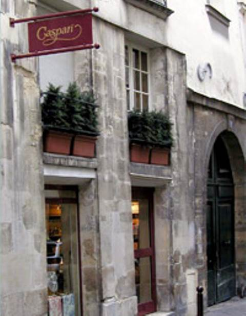 Caspari Store in Paris
