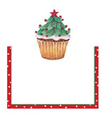 Christmas Place Cards Cupcake Pak 8