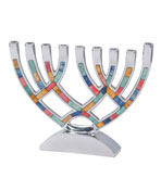 Hanukkah Decorations Menorah Multi