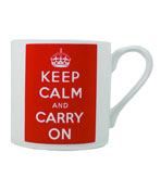 keep calm and carry cups and mugs
