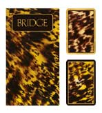 Playing Cards Set & Bridge Pads Tortoiseshell