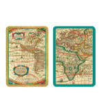 Playing Cards Set Map