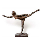 Small Sculpture Degas Dancer