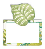 Florida Green Placecard