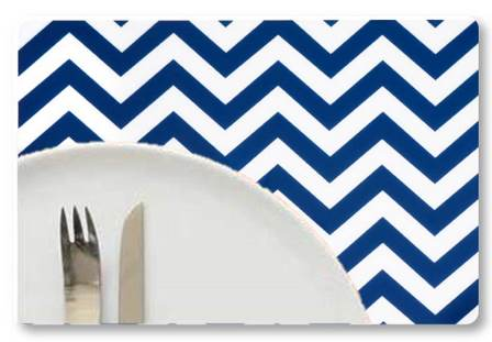Vinyl Kid Friendly Placemats