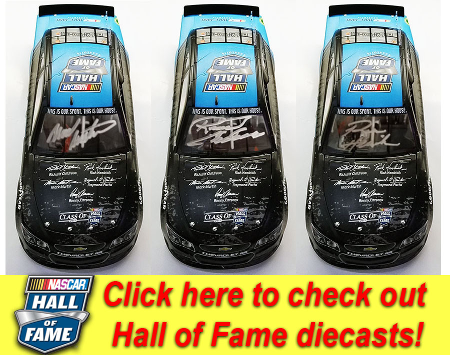 dale jr nascar diecasts
