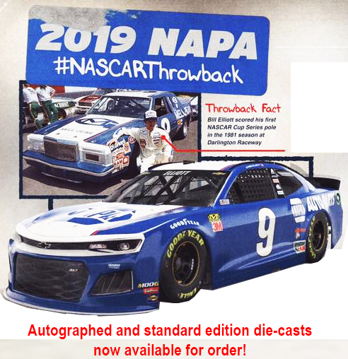 instagram nascar diecasts