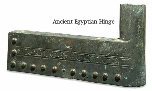 Ancient Egyptian Hinge