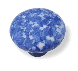 Ceramic Patterned Knob