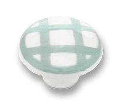 Patterned Ceramic Knob