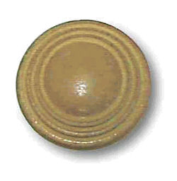 Earth Tone Glazed Ceramic Knob