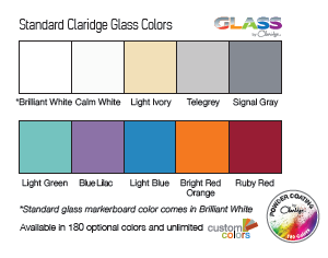 Claridge Glass Swatch