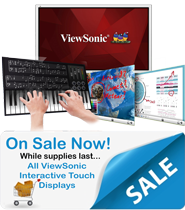Viewsonic Electronic Boards On Sale
