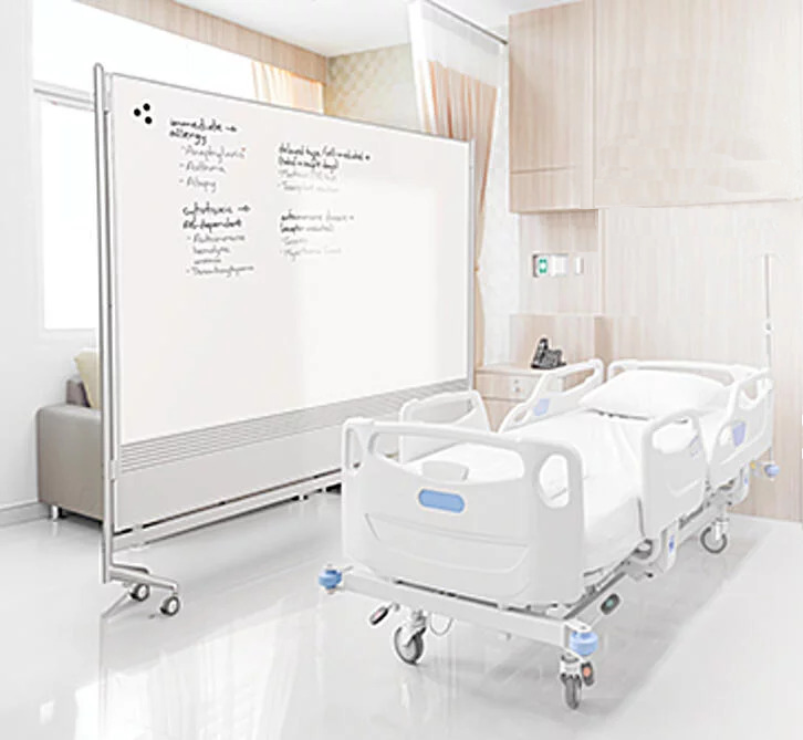 DOC Partitions for healthcareenvironment