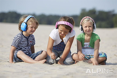 Alpine Muffy Ear Muffs for Children