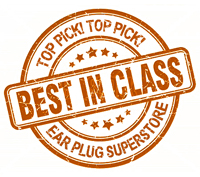 Best in Class - Ear Plug Superstore top Pick