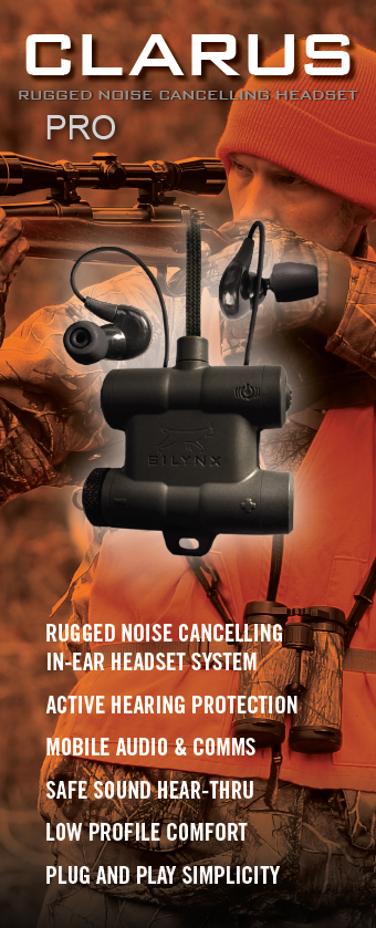Silynx Clarus PRO Tactical Headset System
