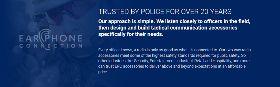 EarPhone Connection - Trusted Tactical Communications