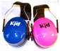 Peltor Kid Muffs - Pink or Blue