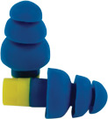 PlugsSafety PermaPlug Reusable Ear Plugs