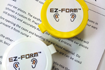 EzForm DIY Custom Earphone Earpieces