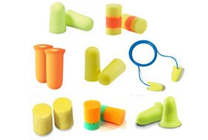 Just the Largest Foam Ear Plug Trial Pack