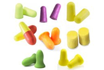 Just the Smallest Foam Ear Plug Trial Pack