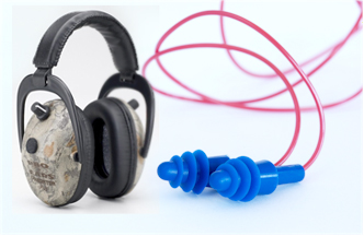A Combination of Plugs and Muffs is a Good Alternative to More Expensive Tactical Muffs