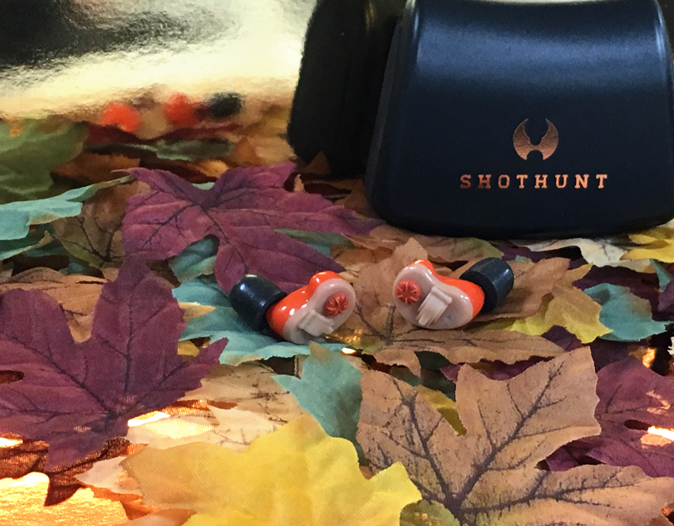 Shothunt Shooter's Hearing Protection - stock up for fall!