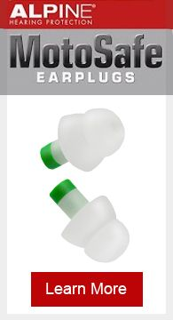 MotoSafe Motorcycle Ear Plugs