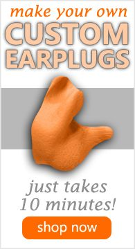 Radians Custom Molded Ear Plugs