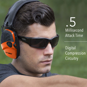 Impact Sport Bolt Ear Muffs