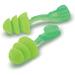 Moldex Glide Trio Reusable Ear Plugs