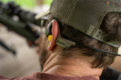 Walker's Game Ear RAPTOR Hearing Enhancement and Protection Device