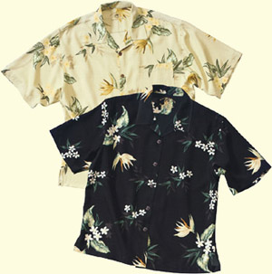 Tropical Shirts