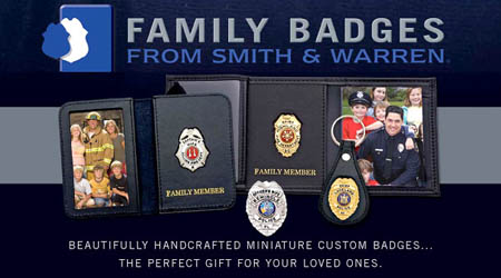 Smith & Warren Family Badge