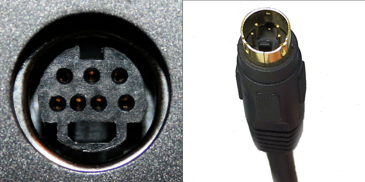 S-Video Connectors