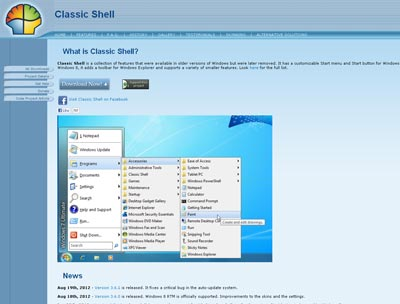 classicshell.sourceforge.net